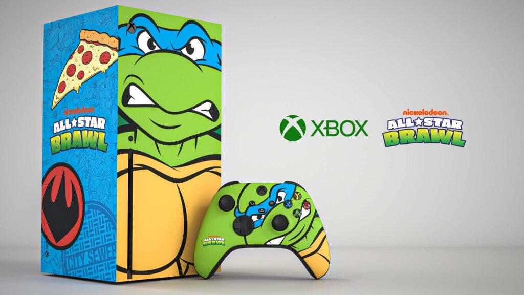Xbox Series X TMNT
