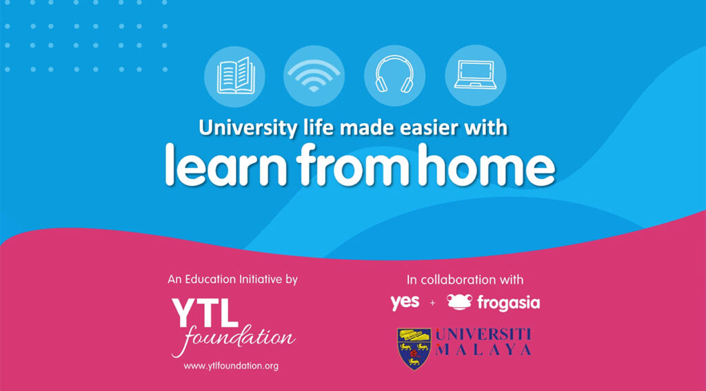 YTL Learn from home Free Data