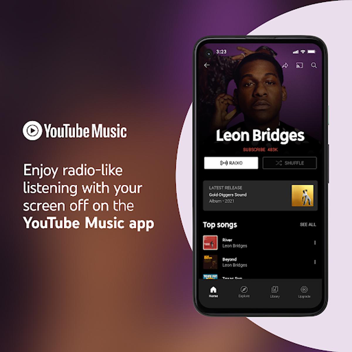 YouTube Music background playback November free